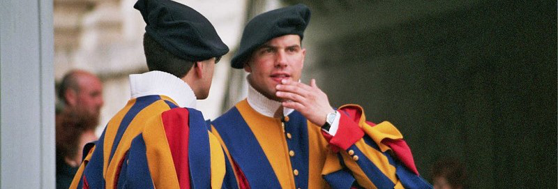 The Swiss Guards