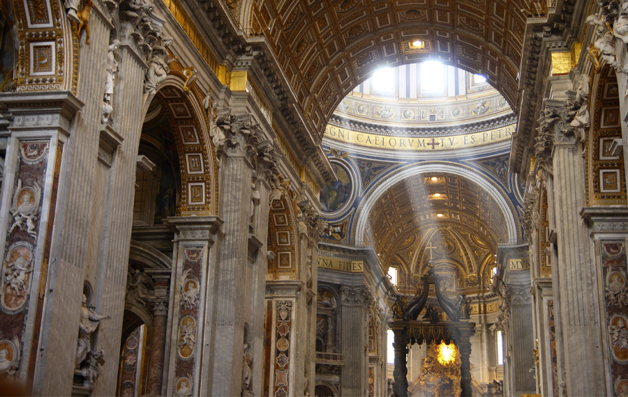 Private Vatican Museums, Sistine Chapel, and St. Peter's Basilica tour